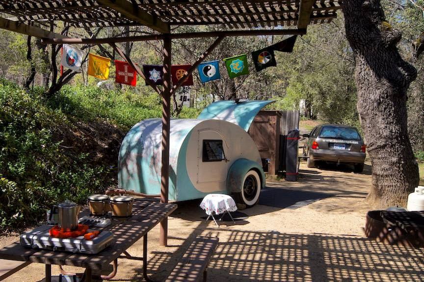 Totally Cool Teardrop Trailers You Gotta See | KOA Camping Blog
