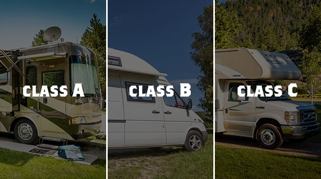 What Is An Rv Diffe Types Of Rvs