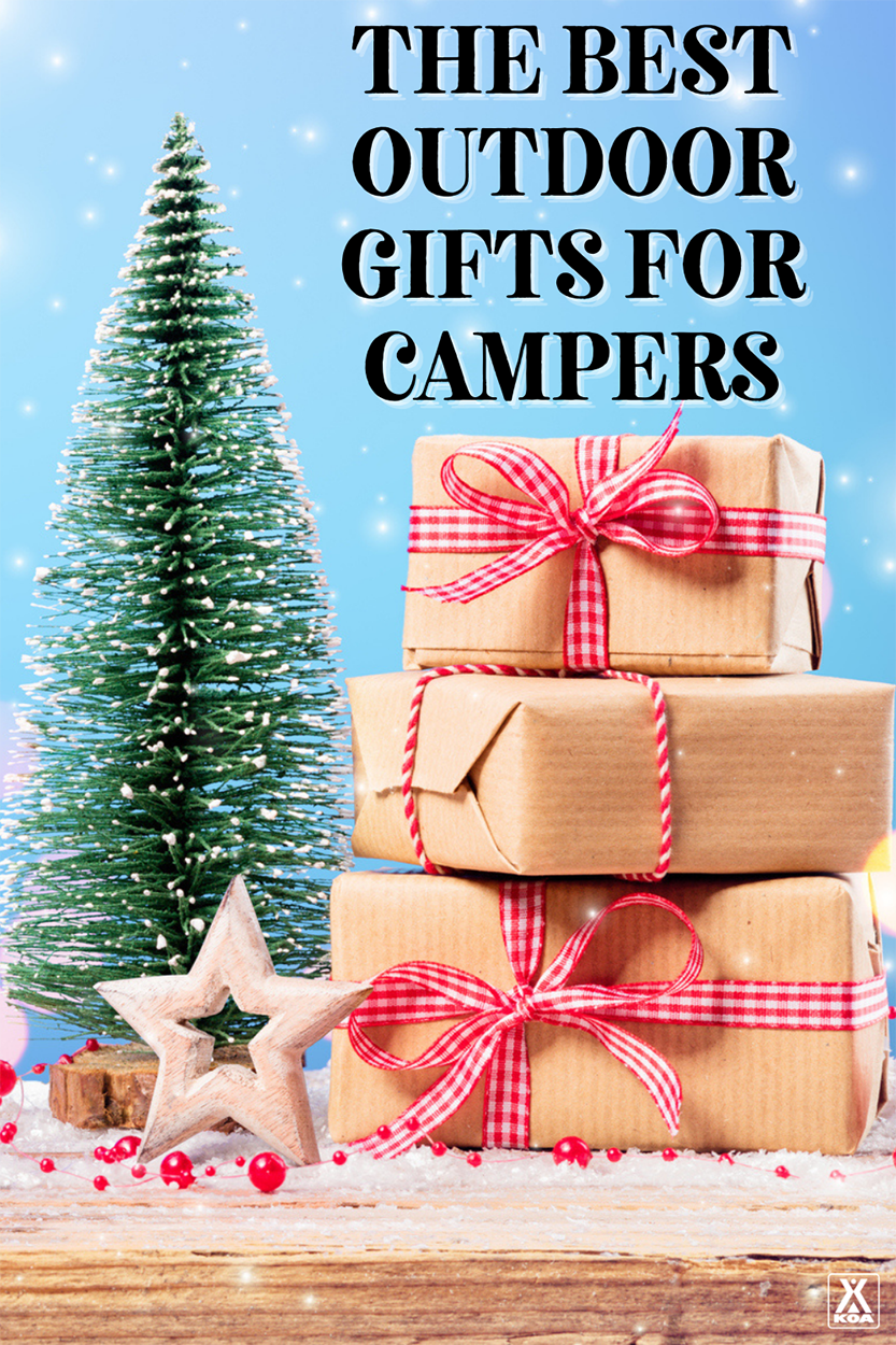 If you've got a camper, RVer or outdoor lover on your list, than this holiday gift guide is for you!