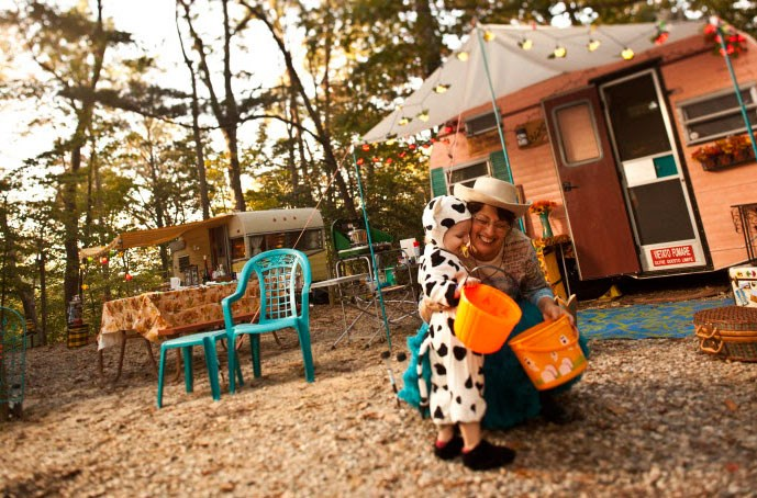 5 Camping Inspired Halloween Costumes