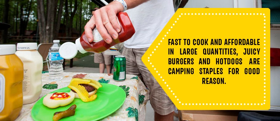 How To Feed Groups When Camping Camping Meals For Large Groups