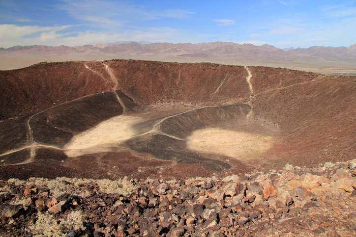 Amboy Crater Hiking Trail