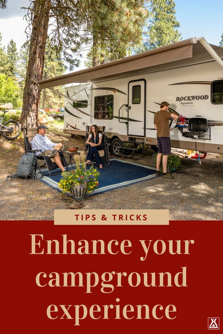 Have a better campground experience with these RV tips