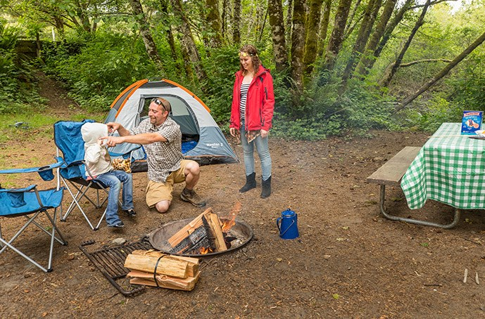 Image result for Camping Safety Tips
