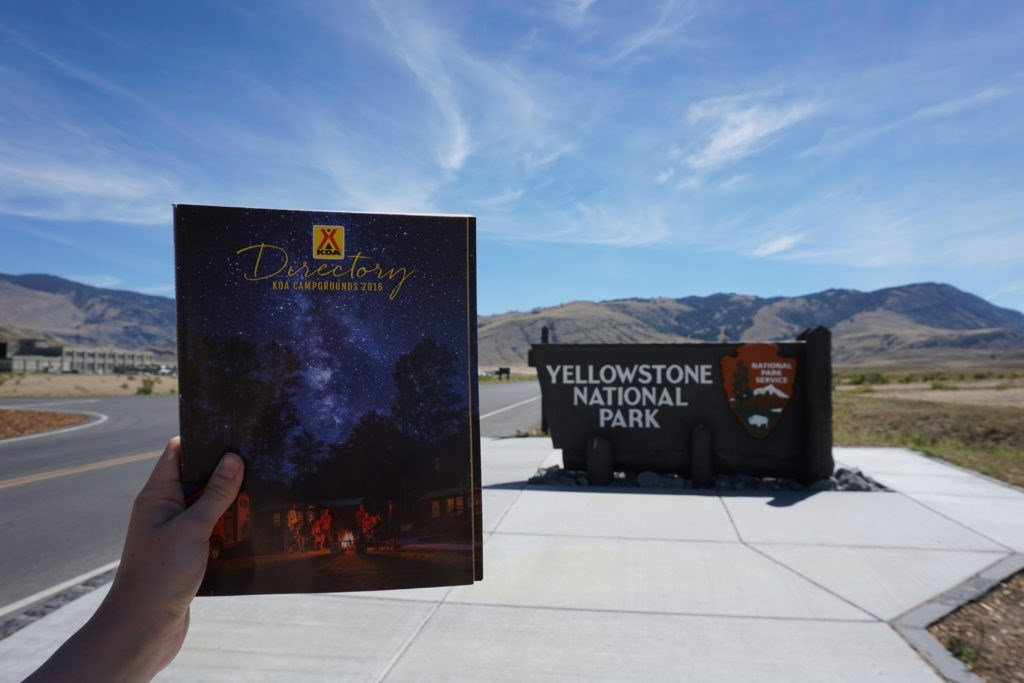 Things To Do In And Around Yellowstone National Park KOA - Top 10 things to see in yellowstone national park