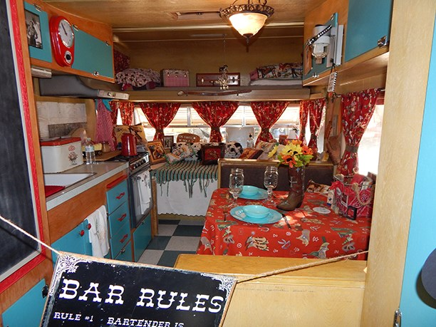 Memories Are Made While Camping We Have Seen Several People Walk Into A Vintage Trailer And Become Emotional As They Recall Of In