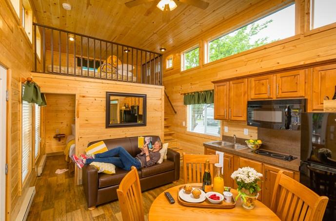 Tips For Cabin Camping Koa Camping Blog