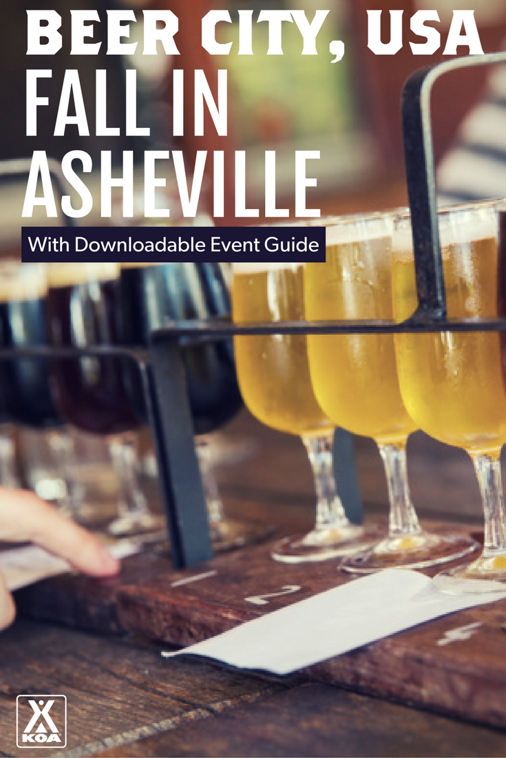 Discover Fall In Asheville with our Downloadable Event Guide!