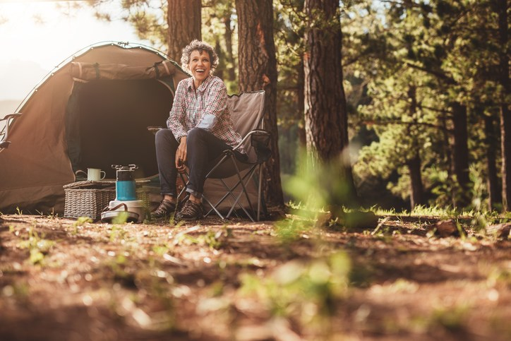 Enjoy Solo Camping with Our Guide