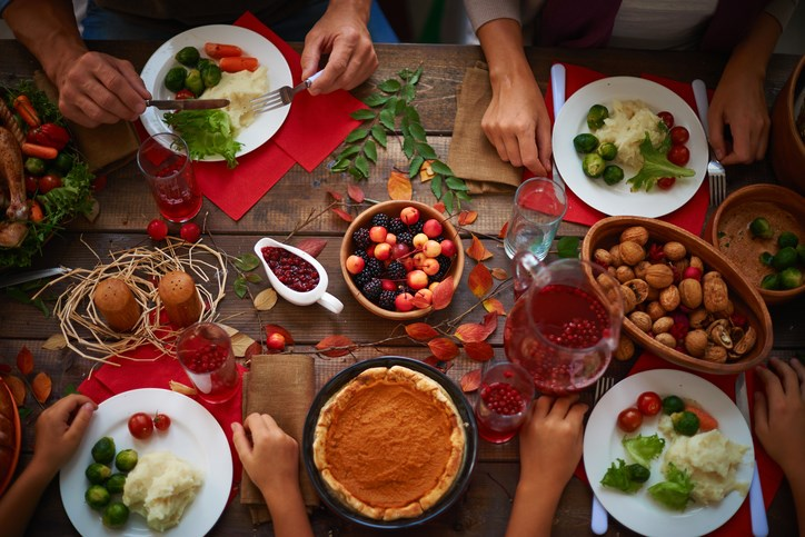 Enjoy Thanksgiving in Your RV