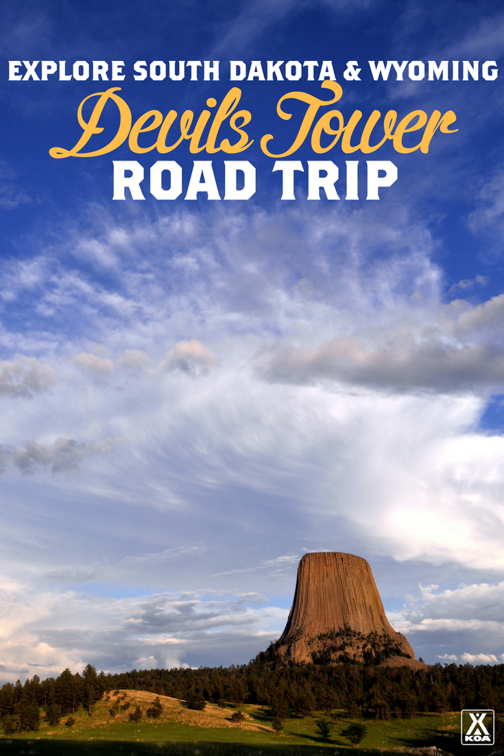 Explore Devils Tower Koa Camping Blog