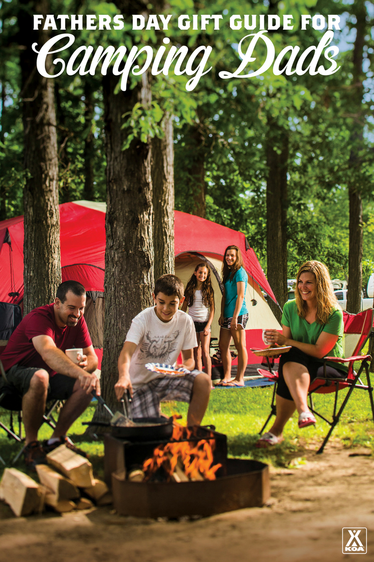 Father's Day Gift Guide for Camping Dads