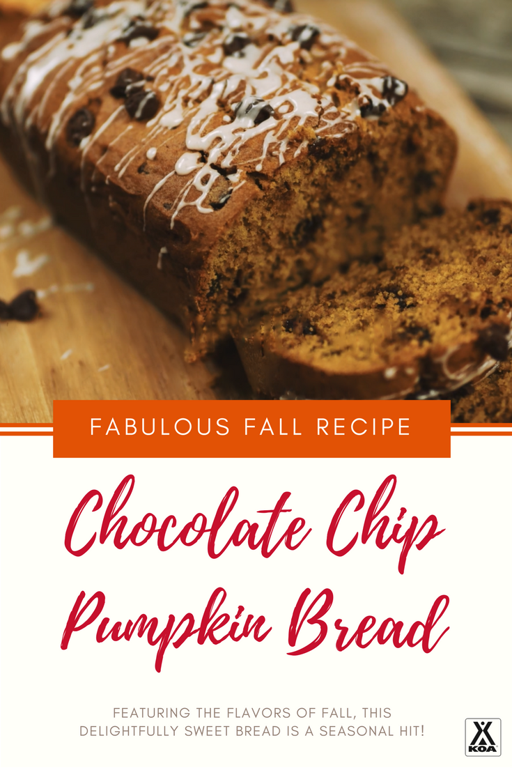 Featuring the flavors of fall, this delightfully sweet bread is a seasonal hit!