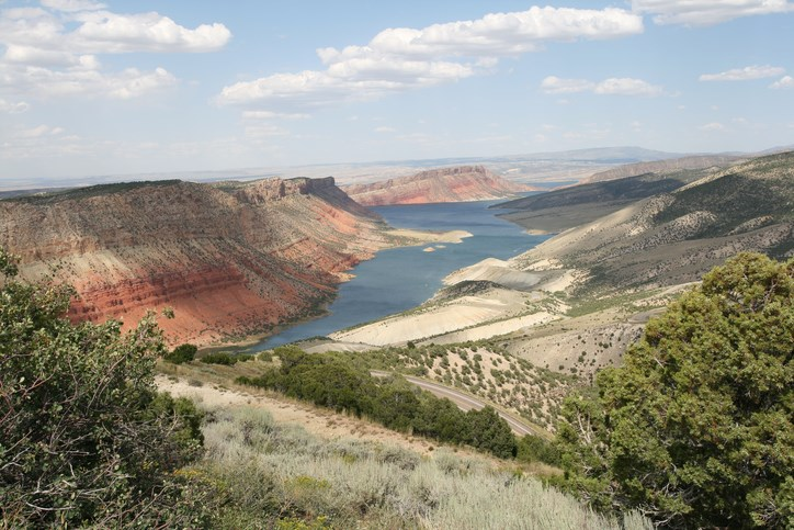 Flaming Gorge National Monument, Utah