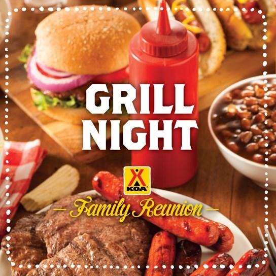 Grill Night