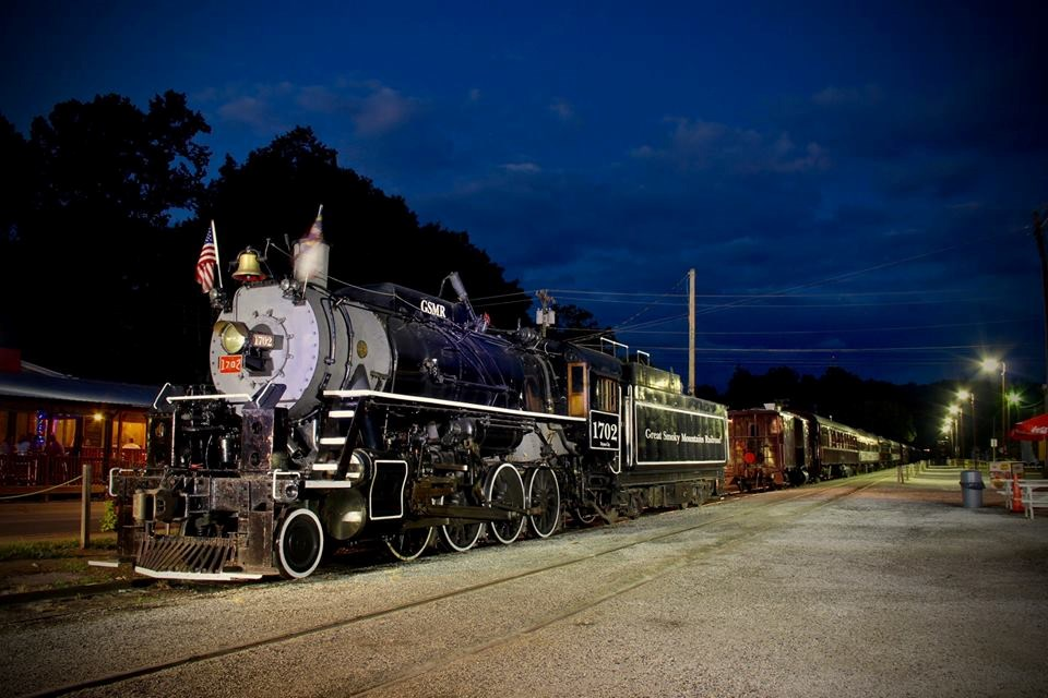 Great Smoky Mountain Railroad