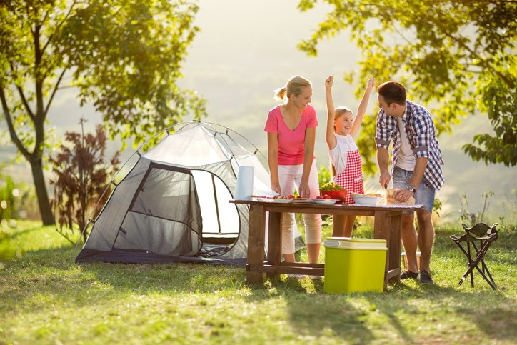 Healthier Food Options Are Great for Camping