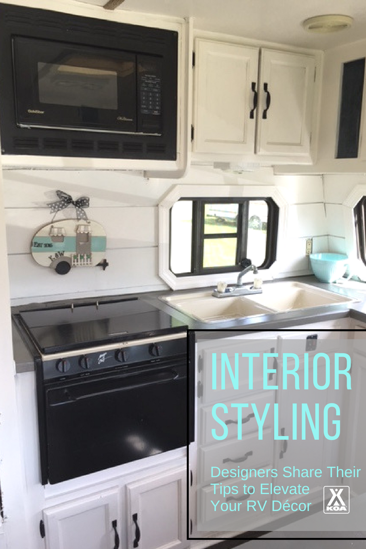 Interior Designers Share 8 Tips for Elevating Your RV's Décor