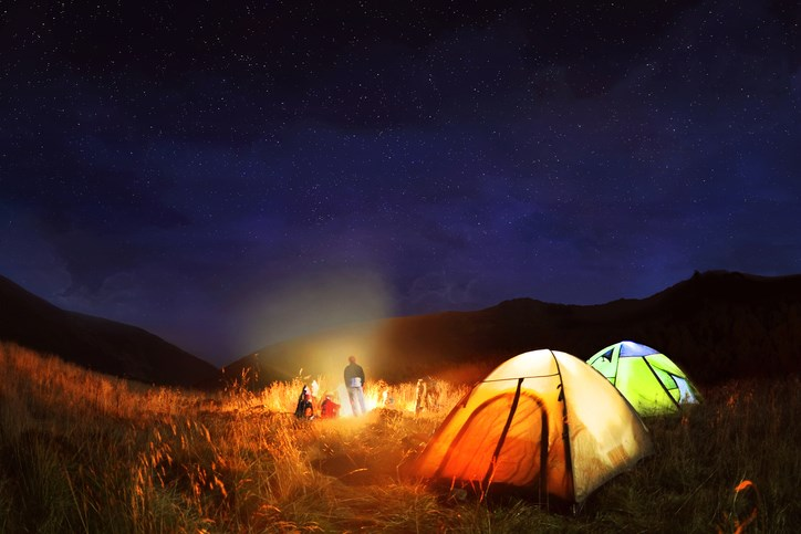 Learn How to Be Awesome at Camping