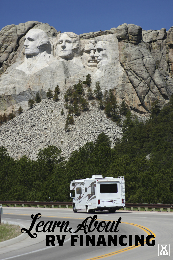 Learn an Easy Way to Secure RV Financing
