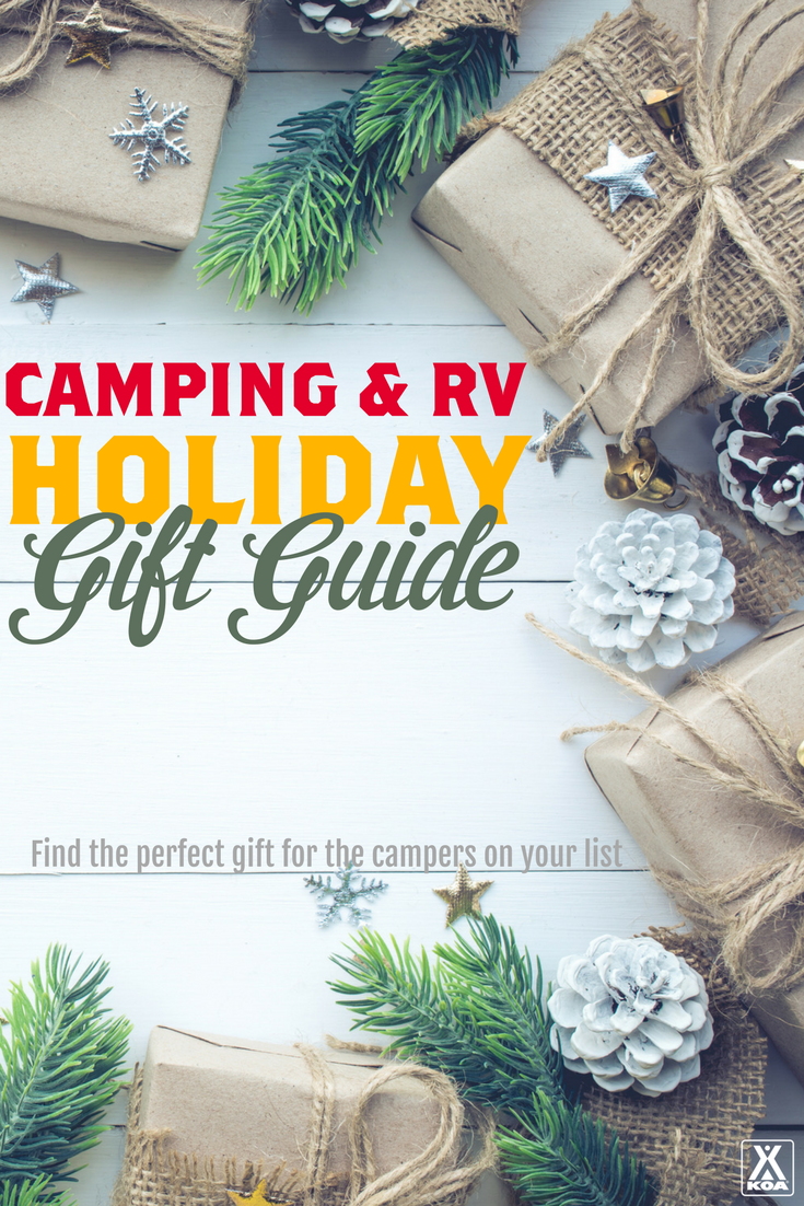Your Guide To The Best Camping Gifts Of 2017 | KOA Camping Blog