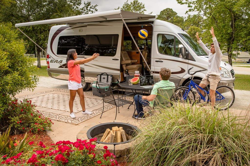 Make a Resolution to Stay in Shape While RVing