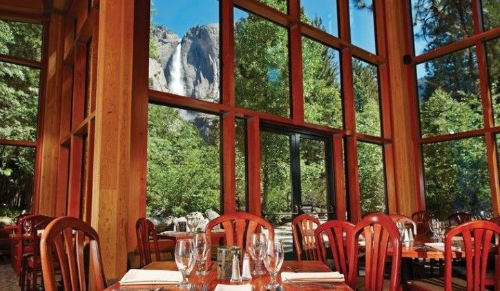 Mountain Room at Yosemite Valley Lodge