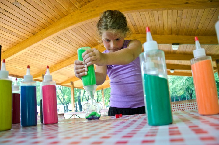 5 Tips For Campground Kid Crafts Kid S Crafting Tips Koa Camping
