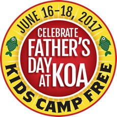 National Events Fathers Day Weekend Logo