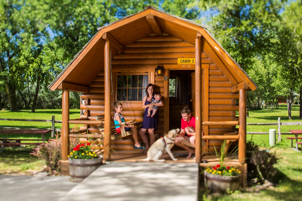 Plan Your Camping Staycation
