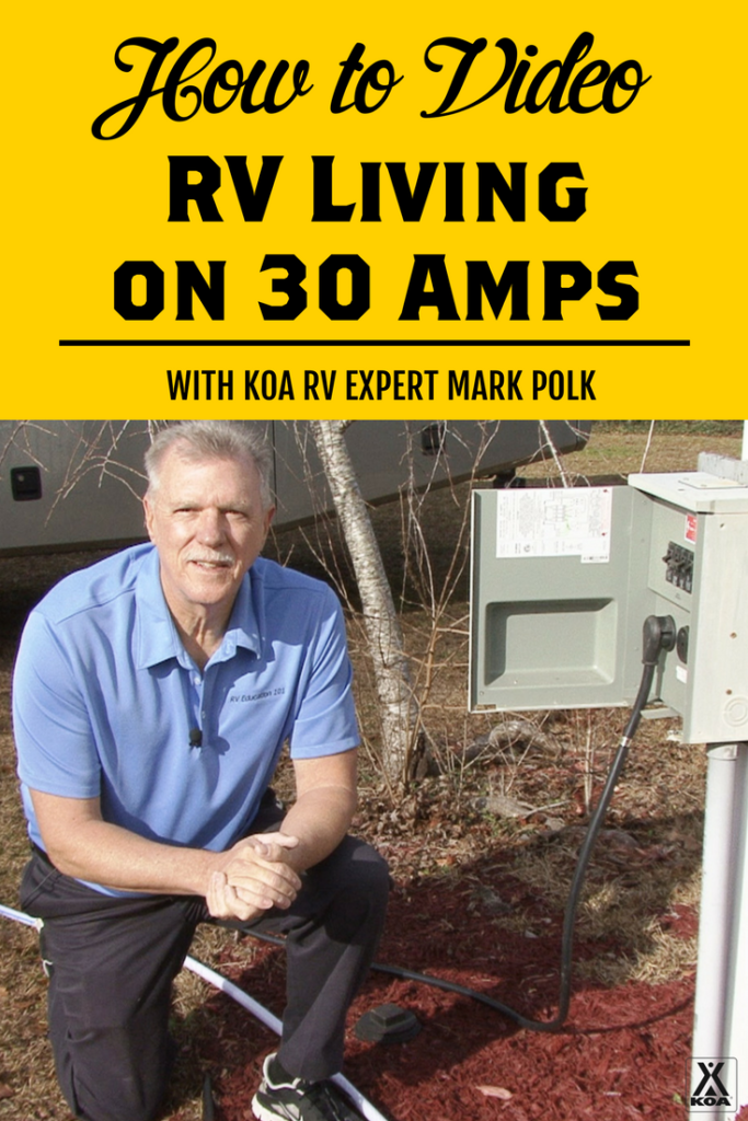 RV How to Video - RV Living on 30 Amps