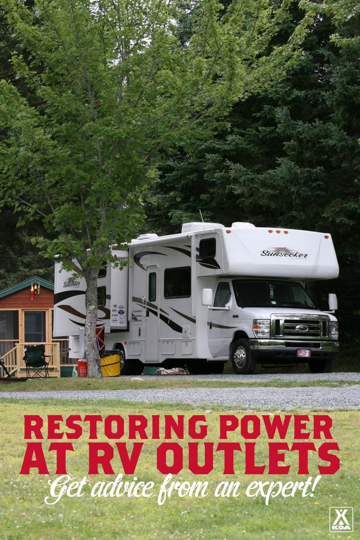 restoring power at rv outlets koa camping blog 1999 Cherokee Wiring Diagram  Coachmen RV Hot Water Heater Diagram Coachmen RV Parts 1999 Odyssey Wiring Diagram