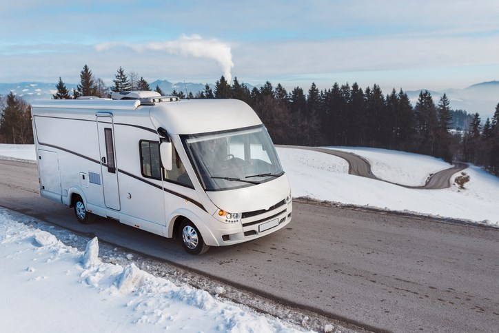 RV During Off-Season to Cut Costs