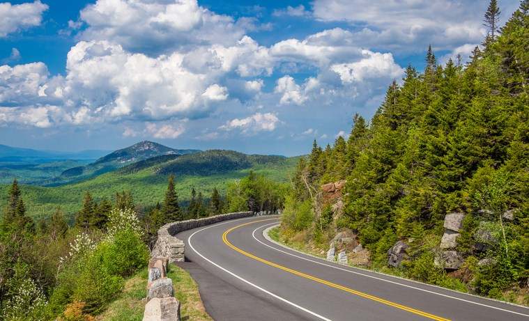 10 Of The Most Scenic Drives In North America
