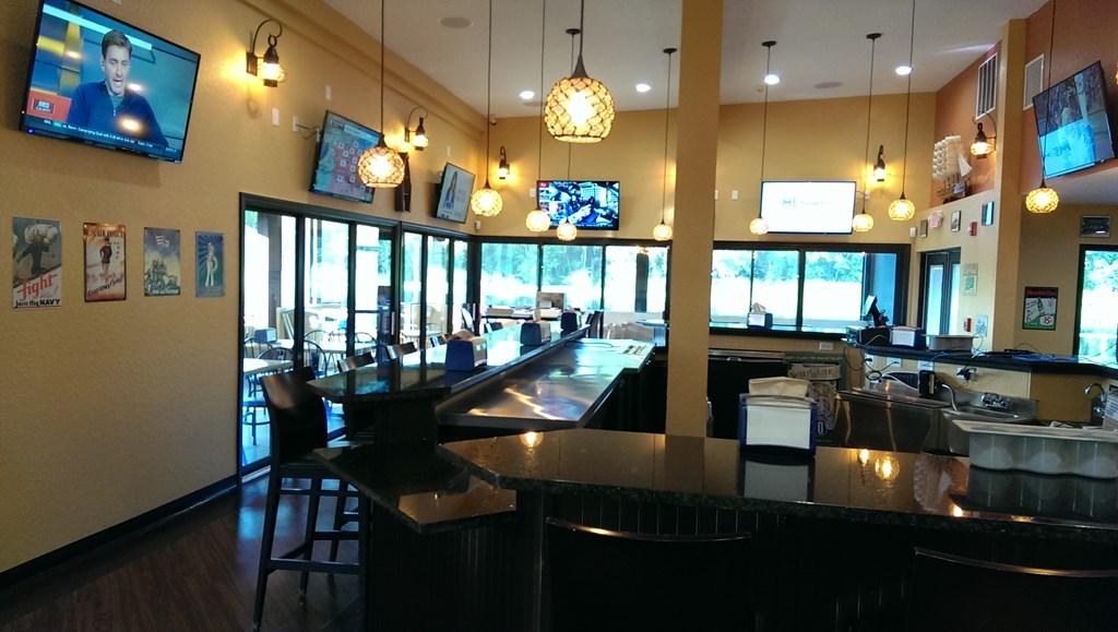 Restaurant St Johns River Deland