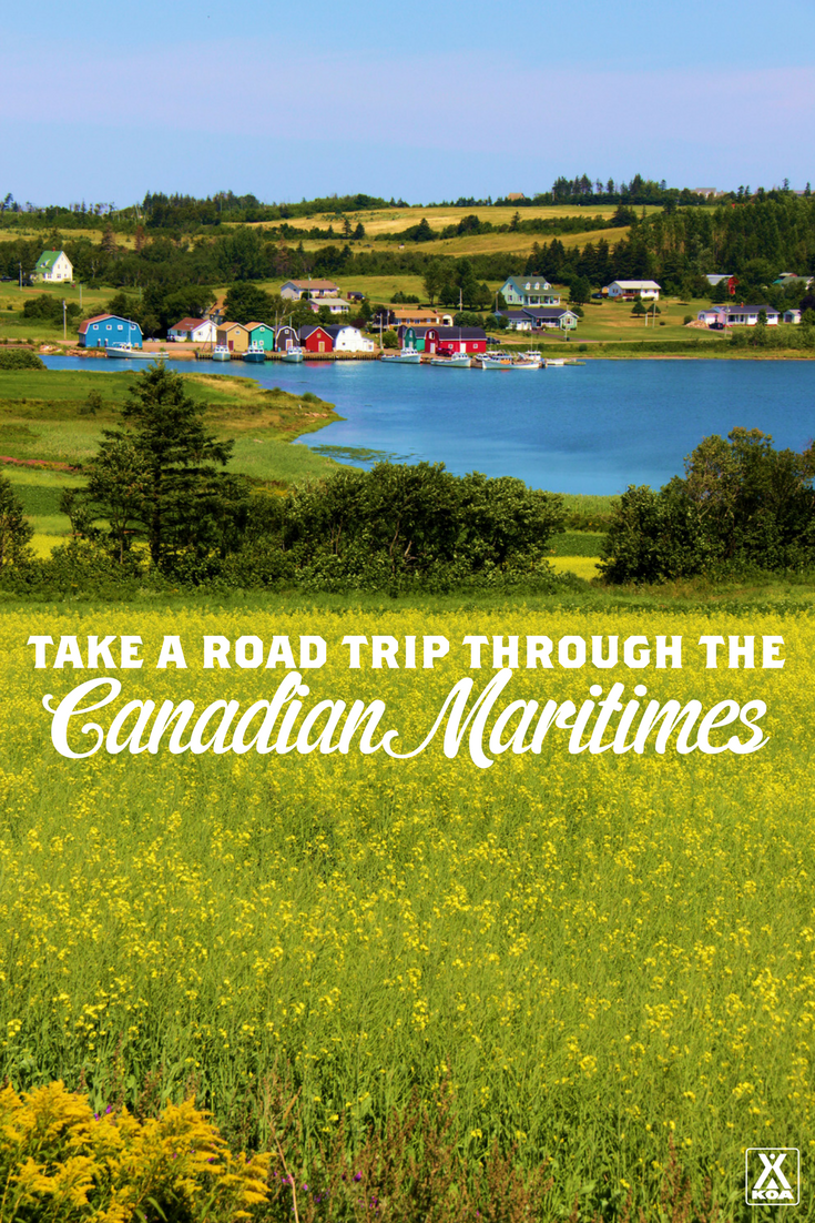 Take a Canadian Maritimes Road Trip and Explore Eastern Canada