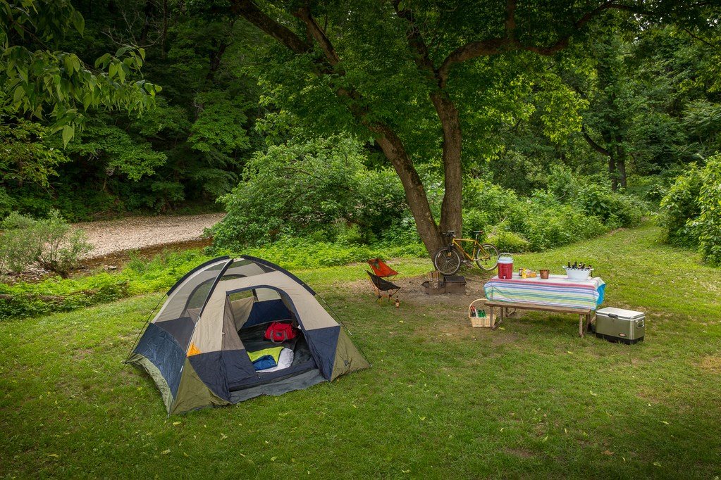 A Beginner's Guide to Camping for the First Time
