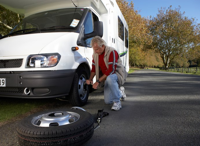 Tire Safety is Important When RVing