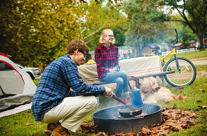 Top 10 Camping Recipes Of 2017 Koa Camping Blog