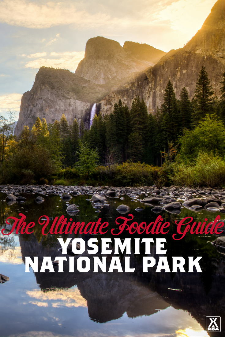 Your guide to the best restaurants in and around Yosemite National Park