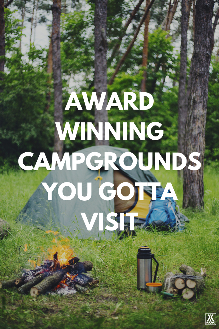 Visit these awesome campgrounds