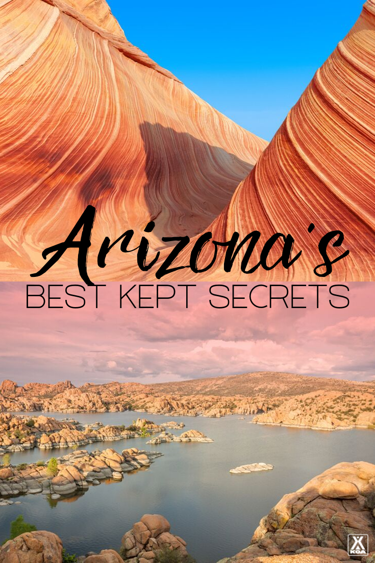 While you might be familiar with Arizona's most popular sites (hello, Grand Canyon), we bet there are a few spots on our list you haven't heard of. Check out 9 of Arizona's best kept secrets for travelers.
