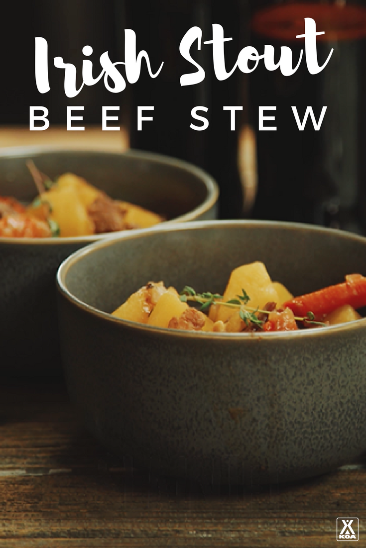This slow cooker beef stew is a must make!