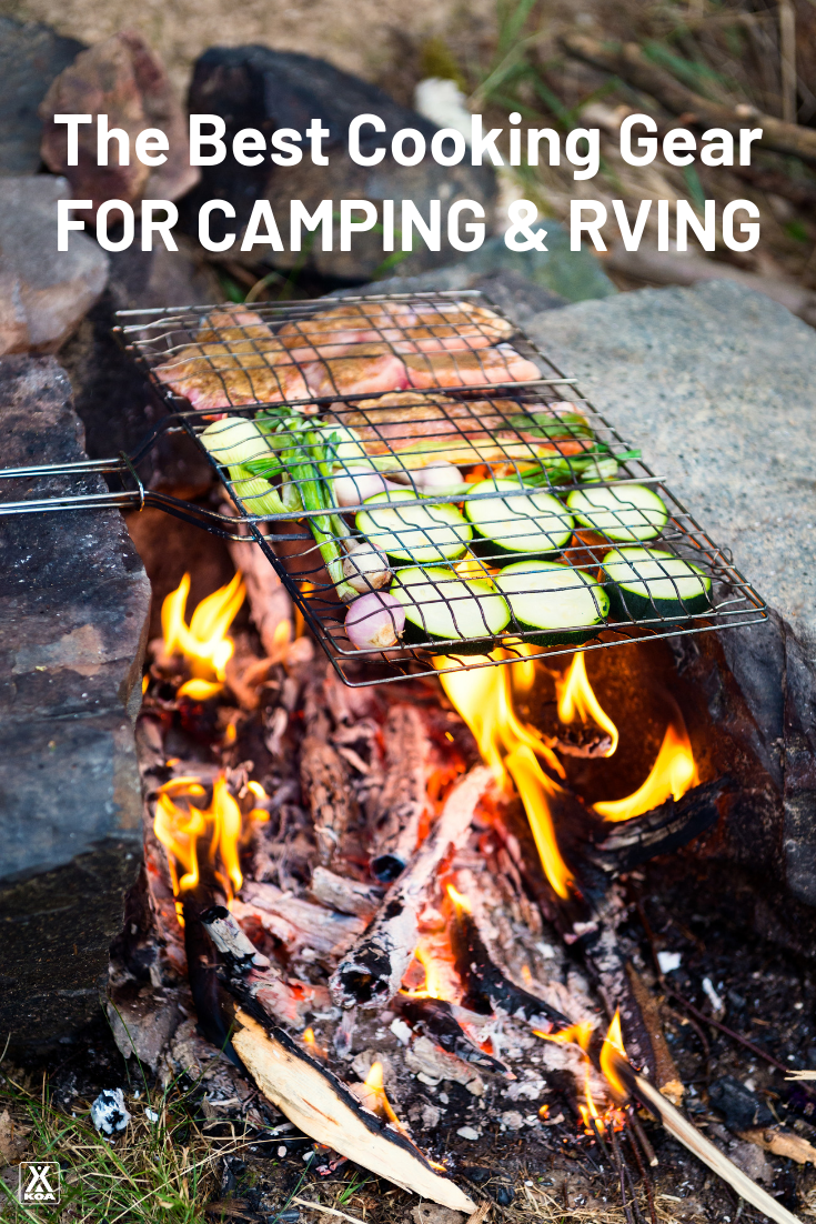 Organizing your kitchen is one of the most challenging parts of camping and RVing. Take the stress out of meal prep by stocking your camp kitchen with these cooking essentials.
