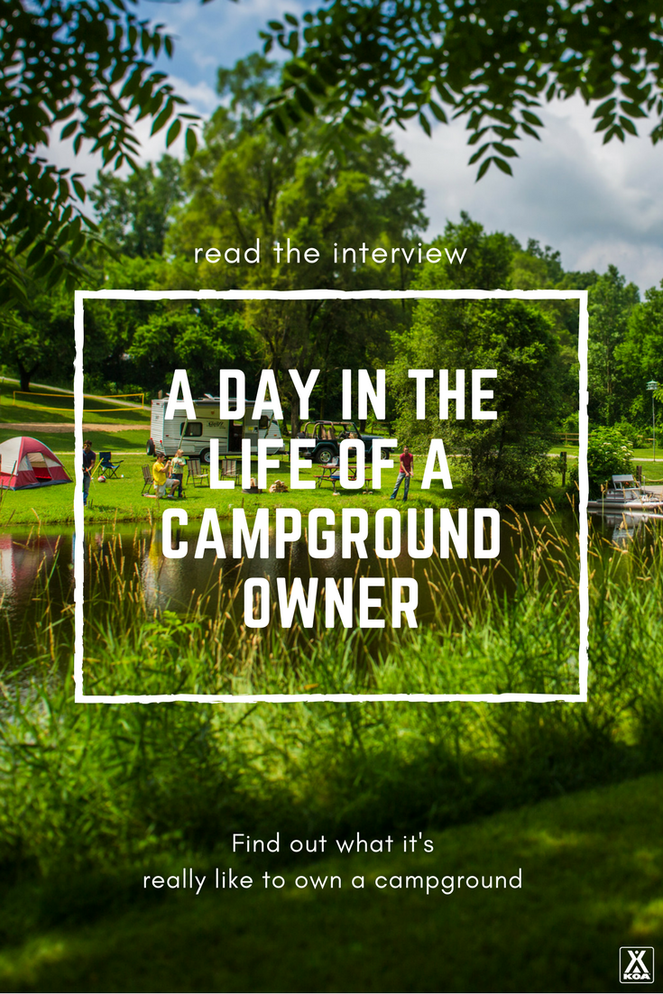 Curious about owning a campground? Read this!