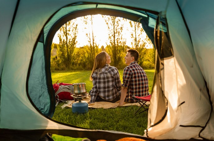 Turn Your Next Camping Trip Into A Romantic Evening With Significant Other These Fun And Easy Ideas