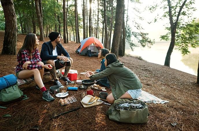 5 Simple Ways to Make Camping Grocery Shopping Easy | KOA Camping Blog
