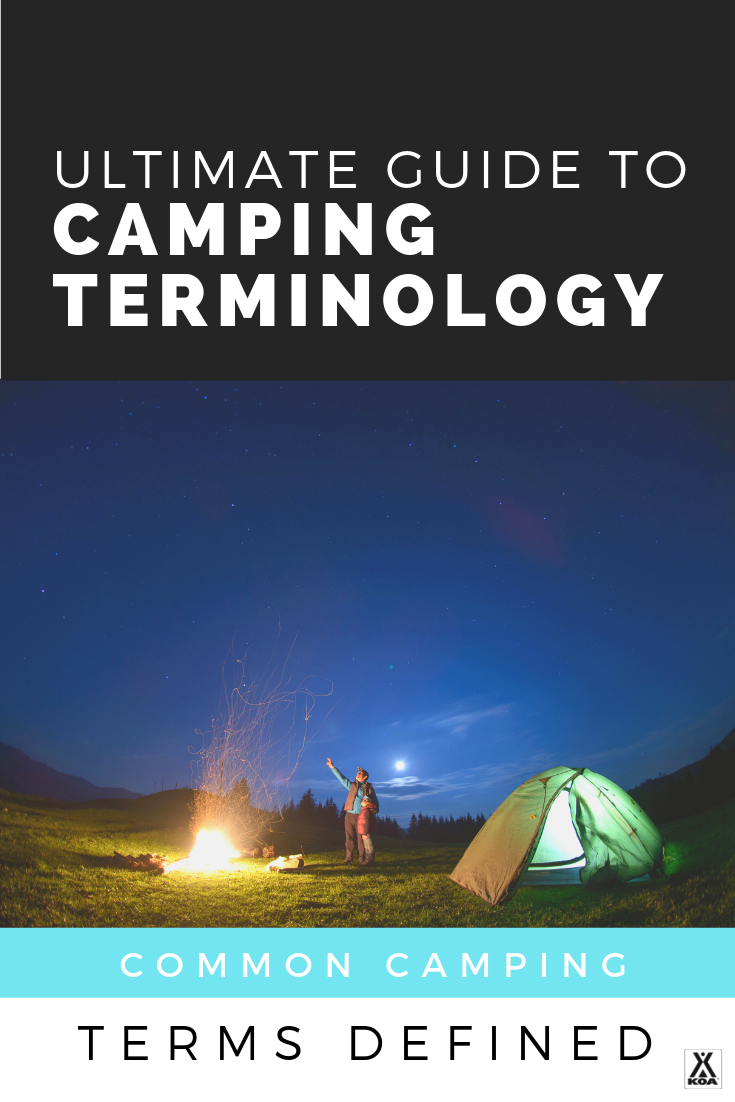 Camping Terminology