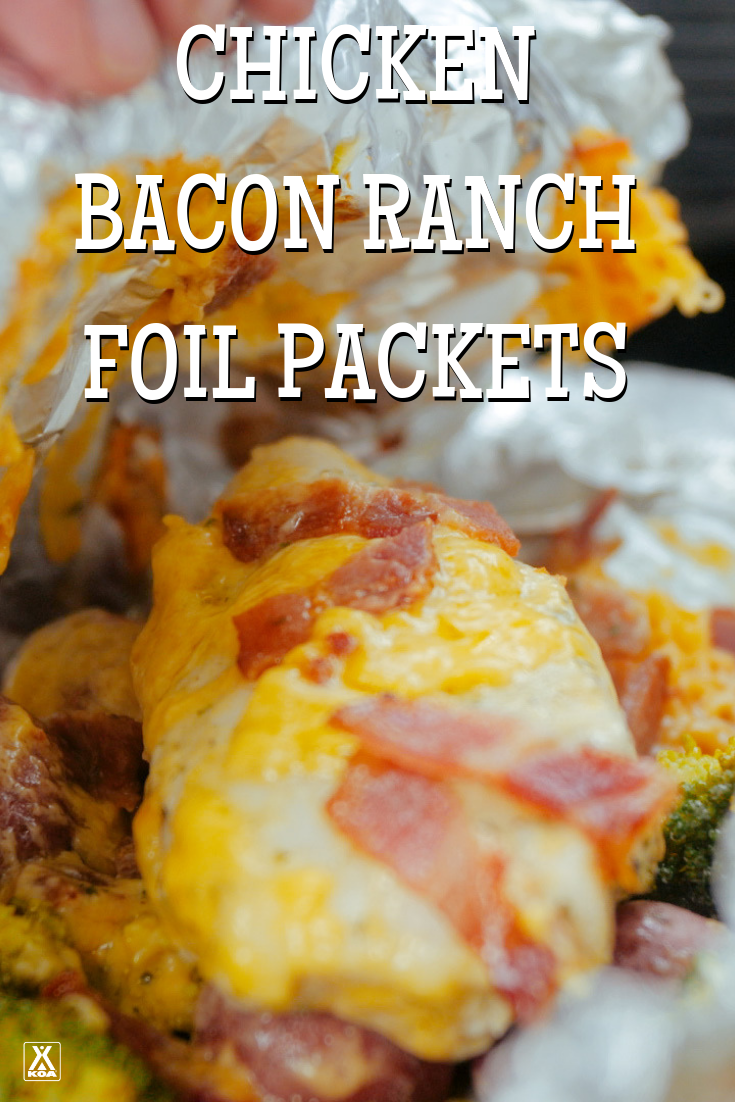 Foil packets are an easy way to cook delicious meals on the grill or over the campfire. Try this easy camping recipe on your next camping adventure.