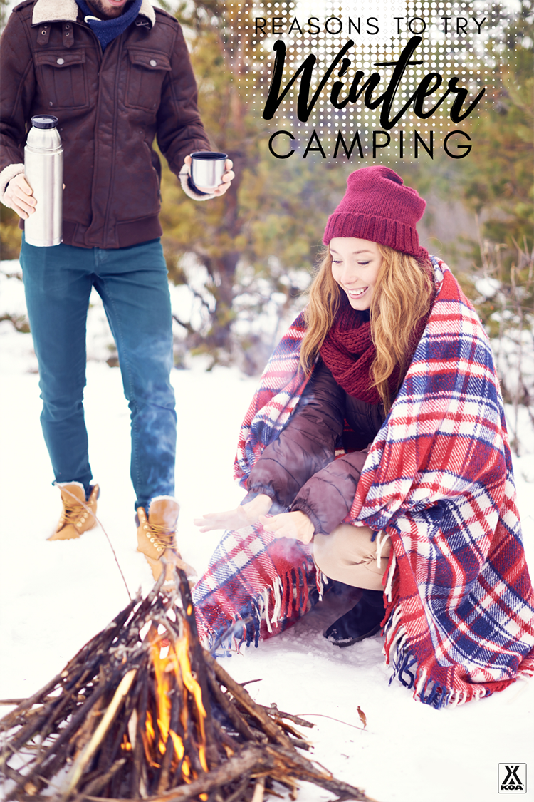 Hot chocolate, fewer bugs, and the best weather for hiking. Need we say more? Here are 7 cool reasons to try cold-weather camping.